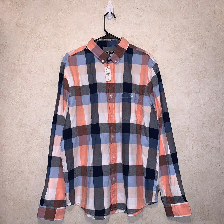 Express Shirt NWT