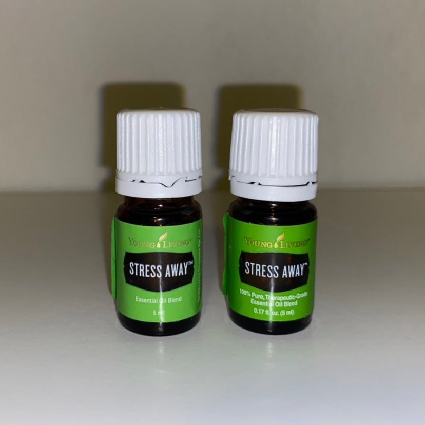 Young Living Essential Stress Away