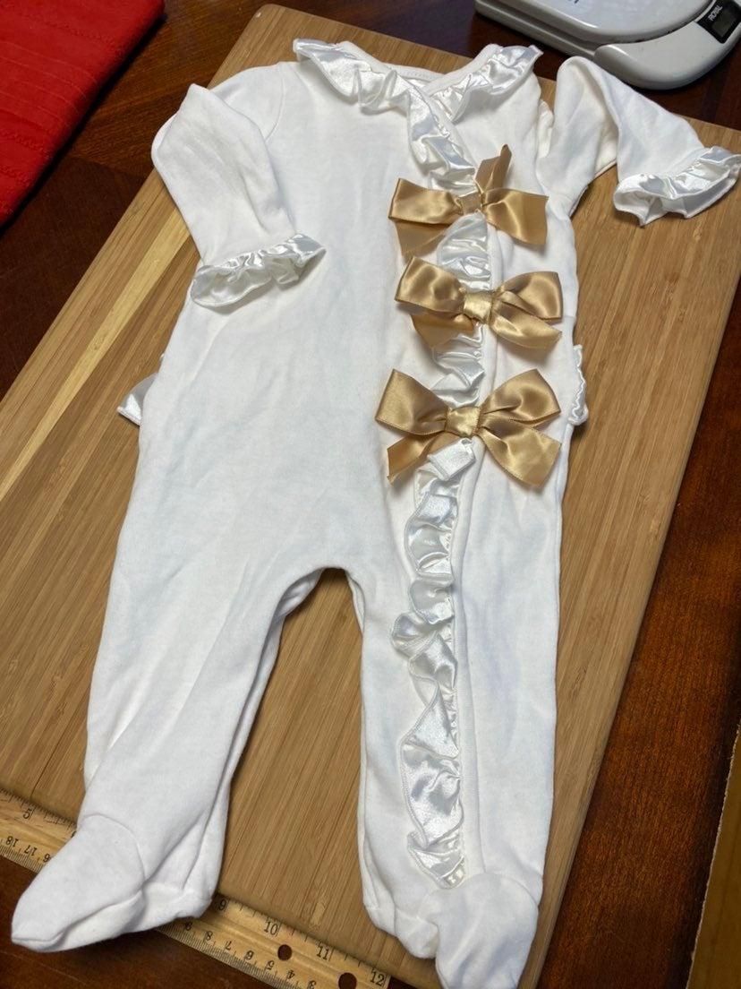 Baby girls Ralph Lauren 3 mos Nicole Mil