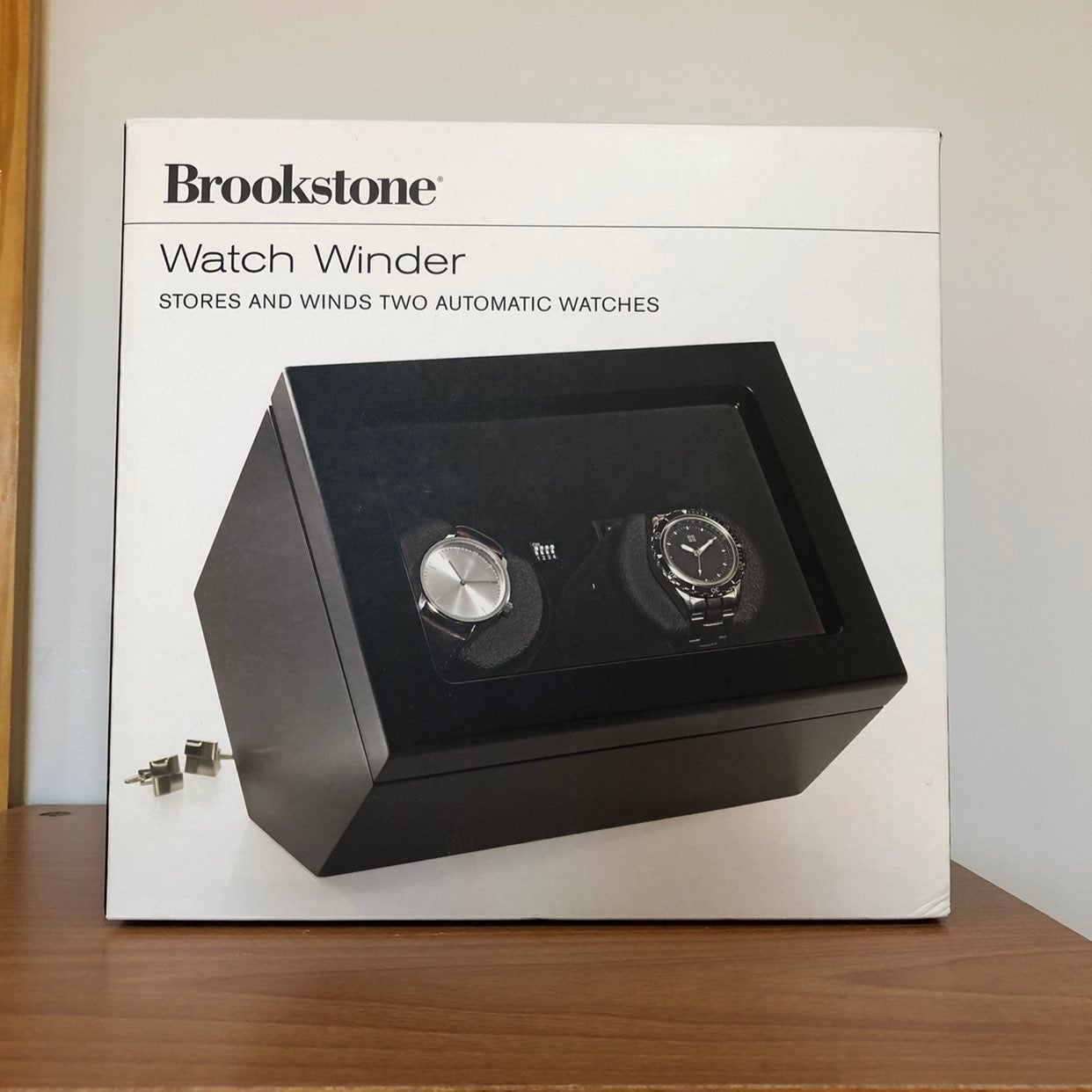 Brookstone Automatic Watch Winder for 2