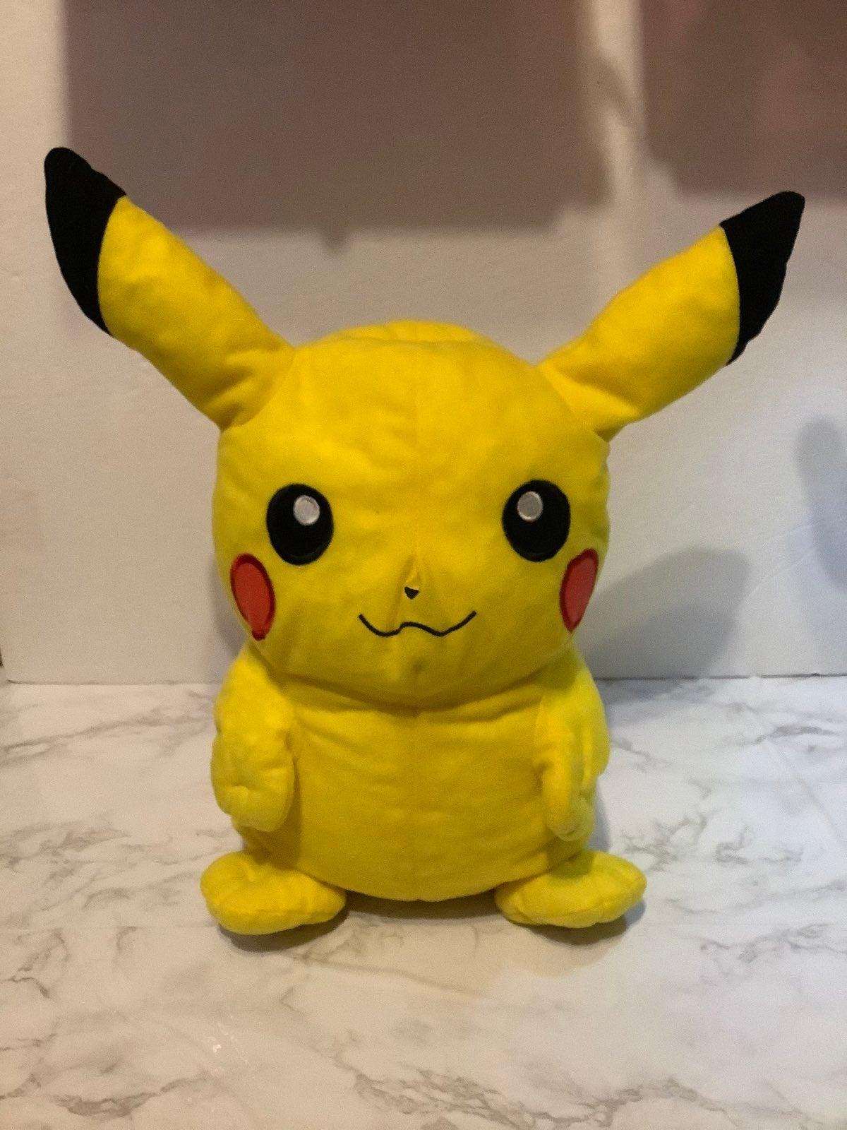 """Pokemon pikachu plush 10"""""""