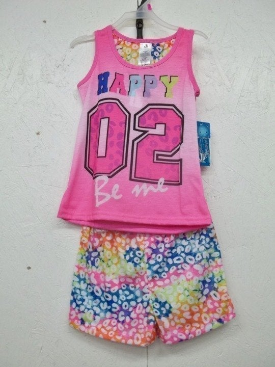 Girls 2 Pc Pajama Set-4/5