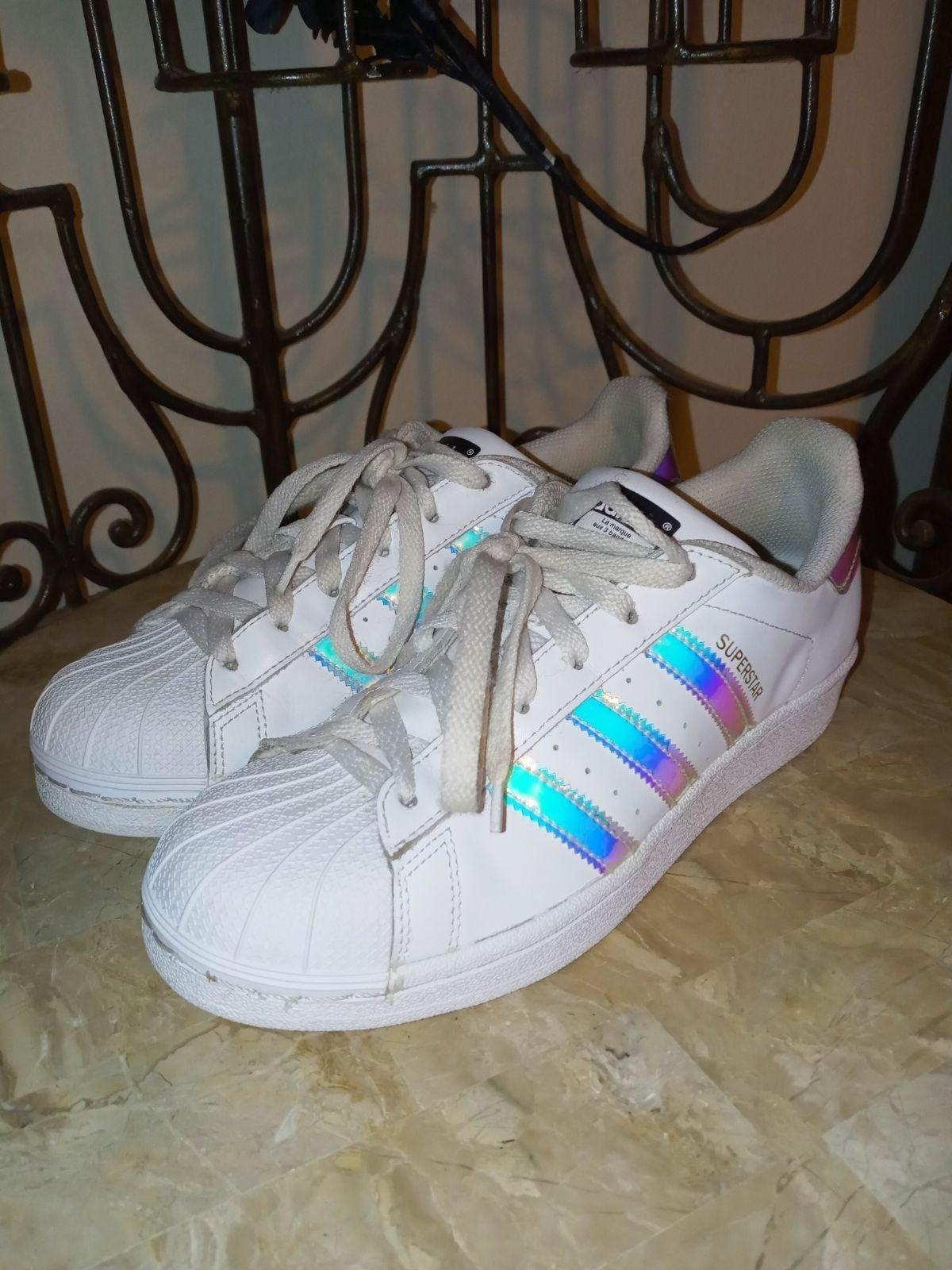 Adidas Superstar Hologram Ortholite