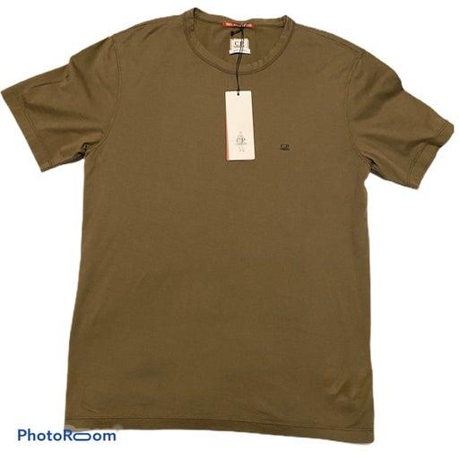 C.P. Company Mako Jersey Shirt Olive