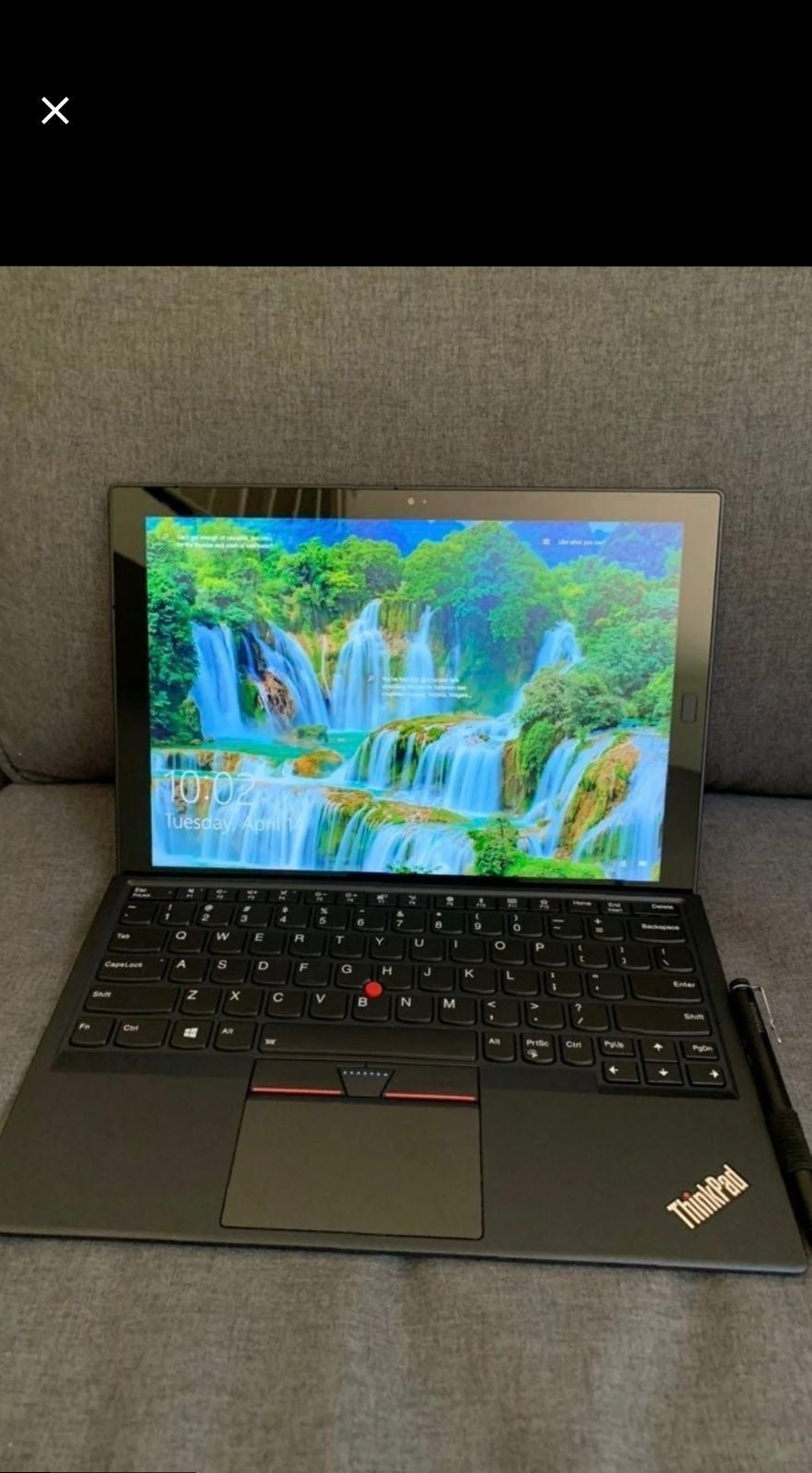Lenovo X1 tablet Gen 2 Laptop LASTBUMP