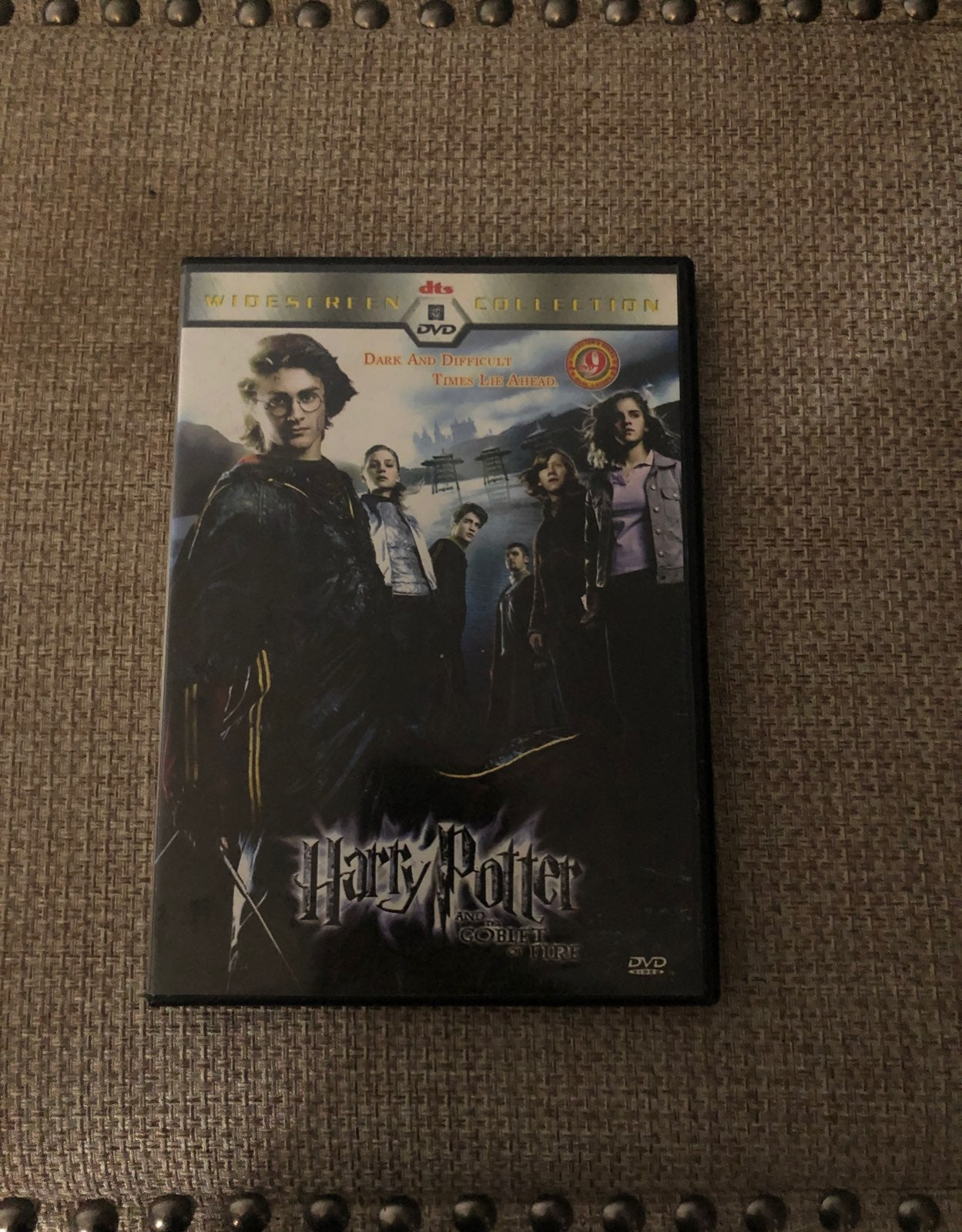 Widescreen Harry Potter and the Goblet o