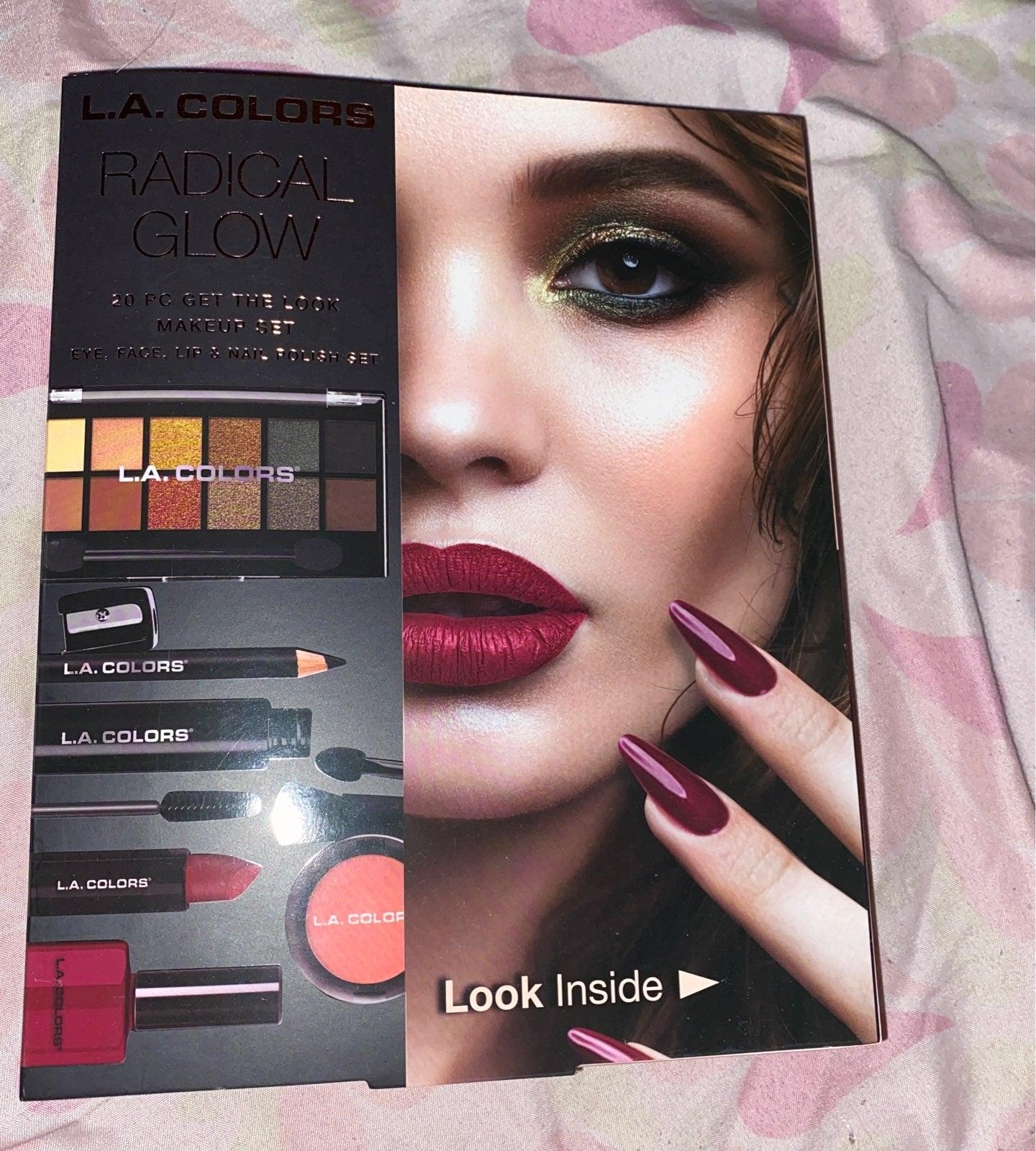 L.A. Colors Makeup Kit