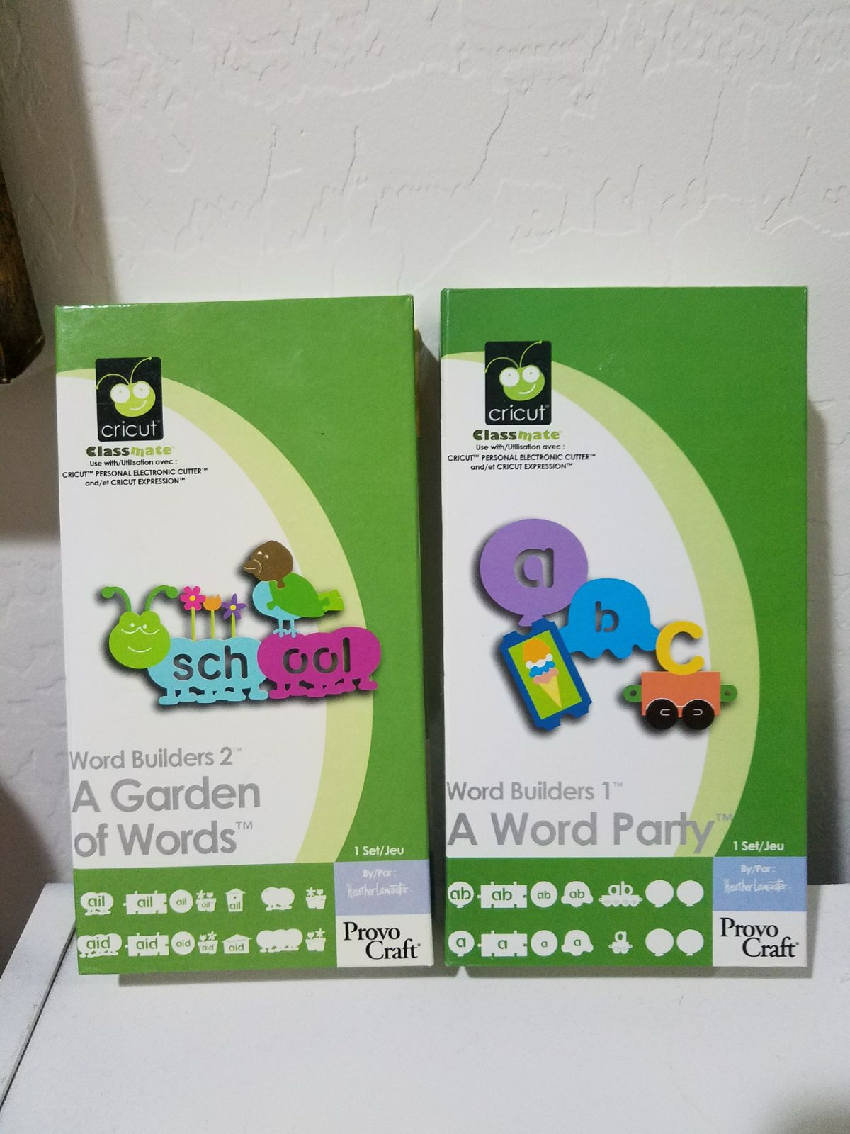 Cricut Word Party And Garden Of Words