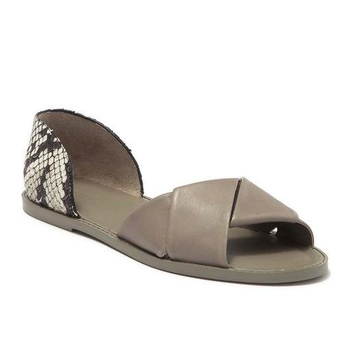 NIB Vince Idara D'Orsay Sandals 8