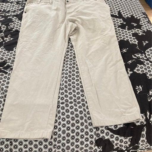 Columbia khaki pants men's size 54 x 34