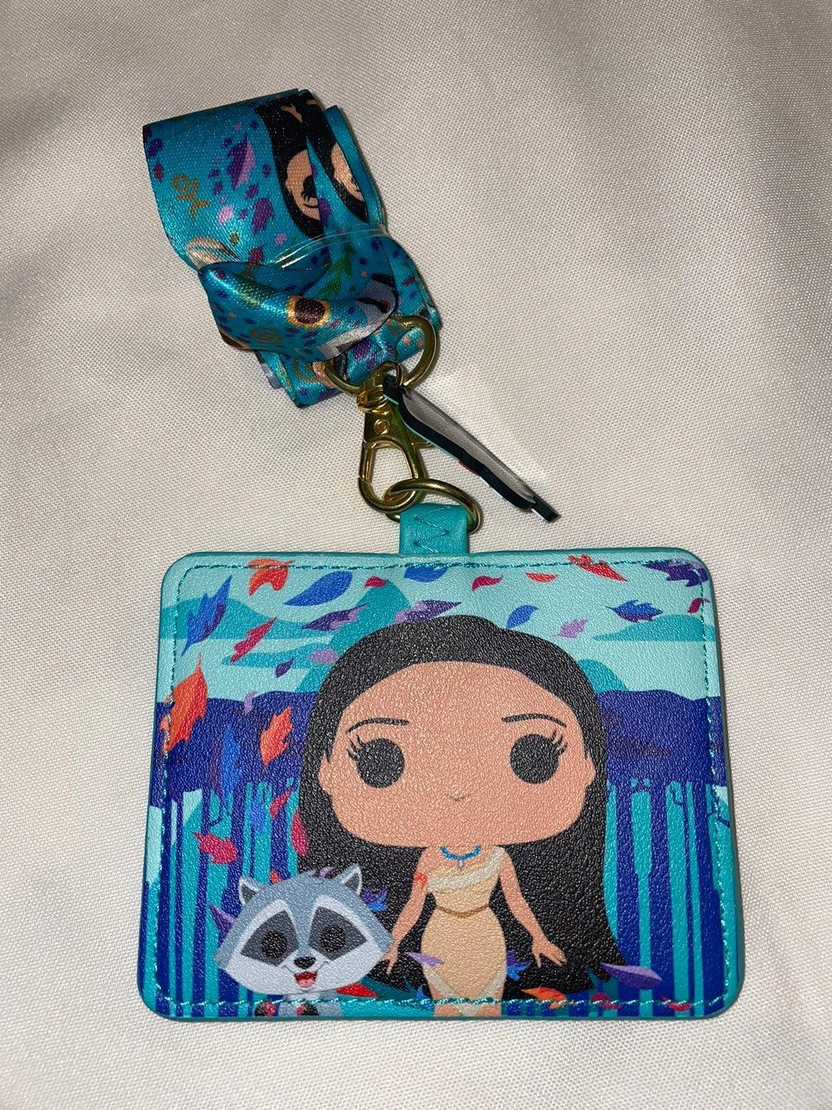 Pocahontas Loungefly Lanyard