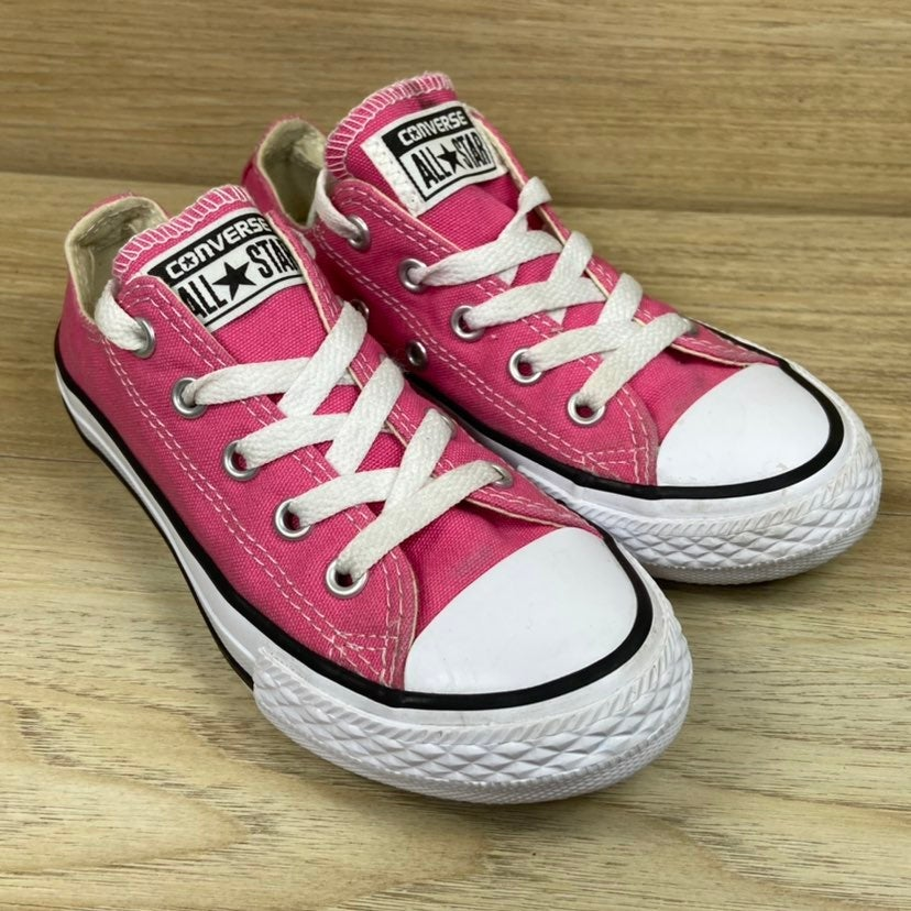 Youth Converse All Star Ox Rose Shoes