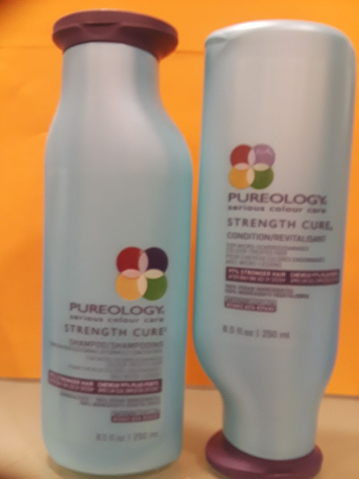 Pureology Strength Cure Duo..Retail $65