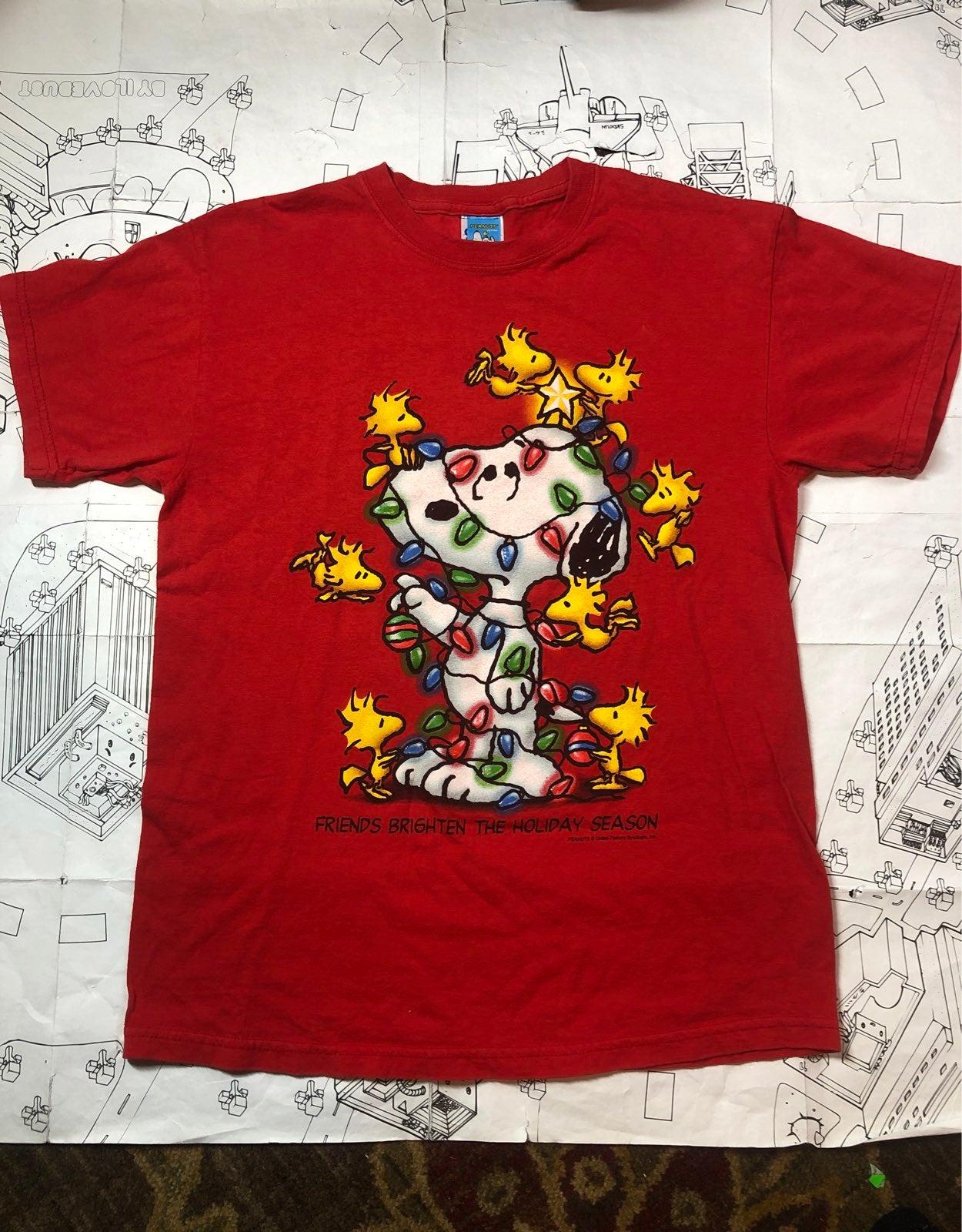 Snoopy peanuts Shirt