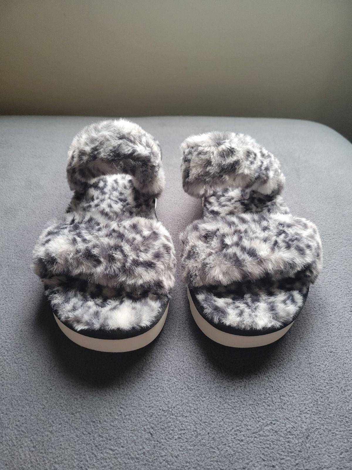 Ugg Fur Sandals (10)
