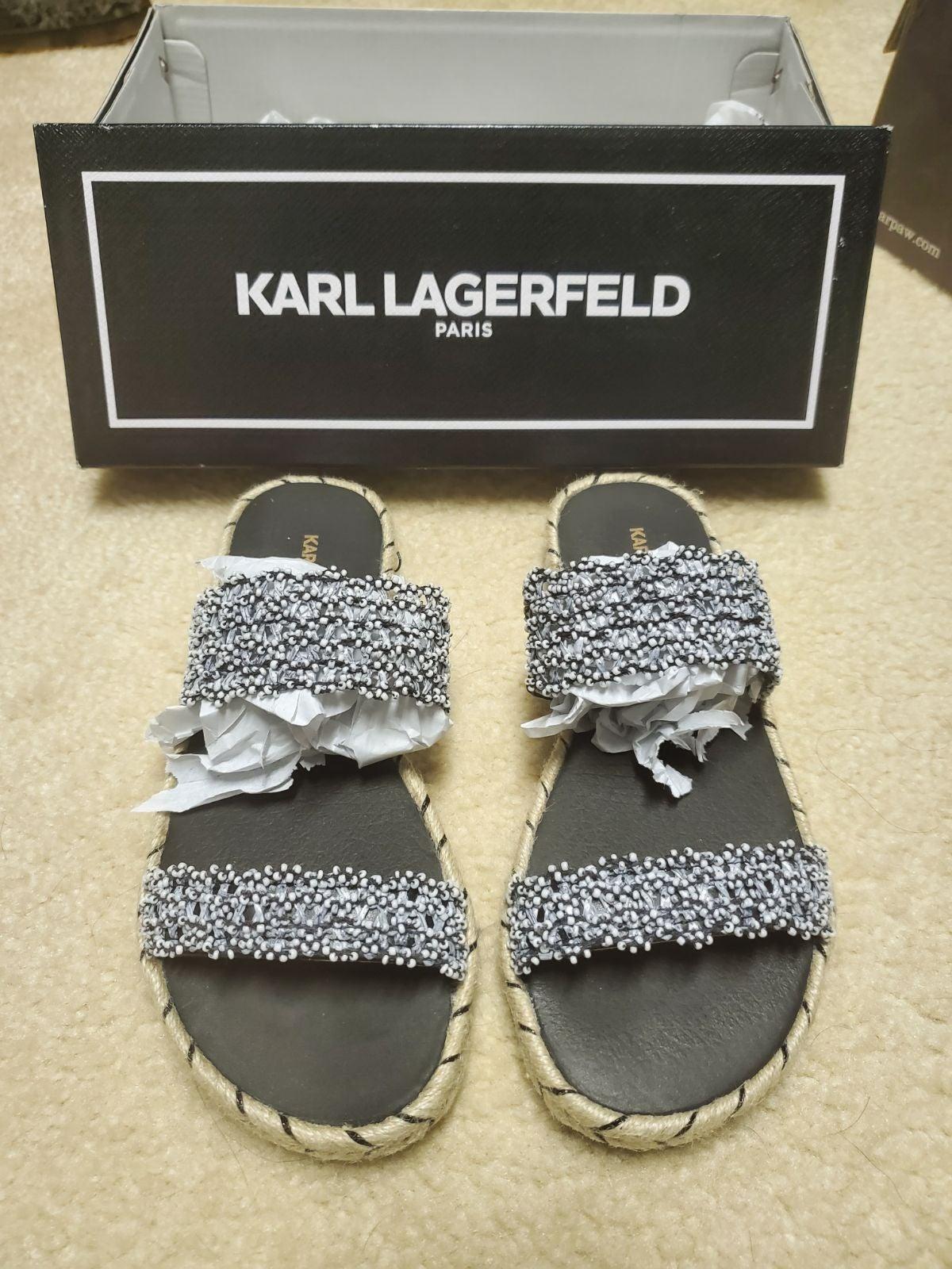 Karl Lagerfeld Sandals 6