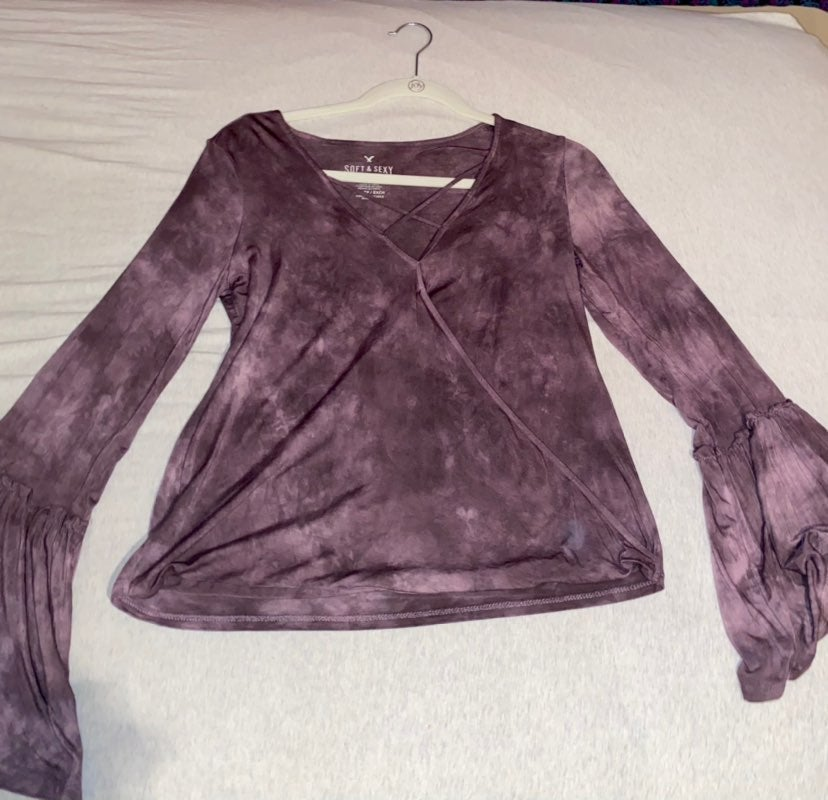 American Eagle soft sexy shirt Womens XS