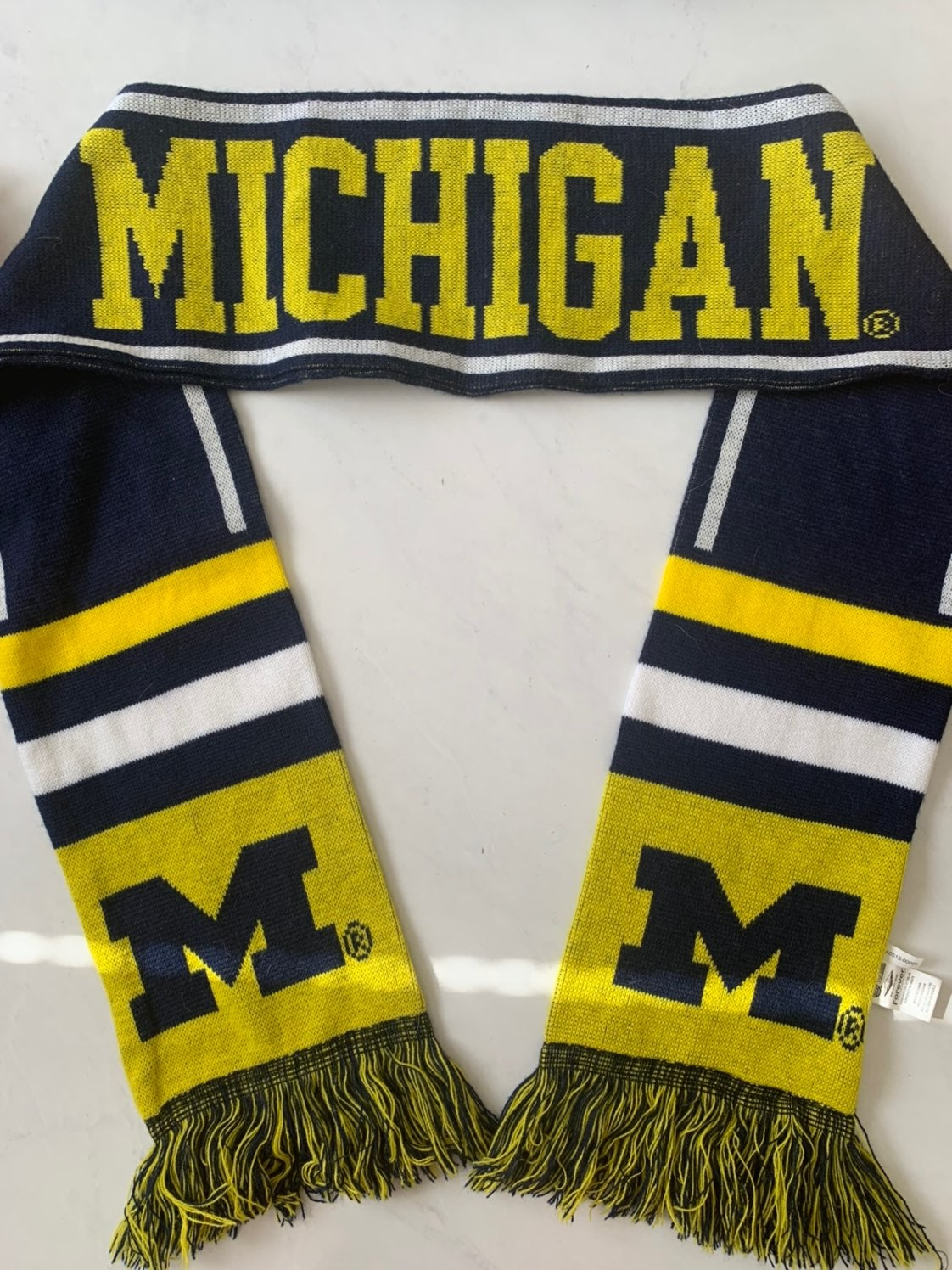 Michigan Scarf