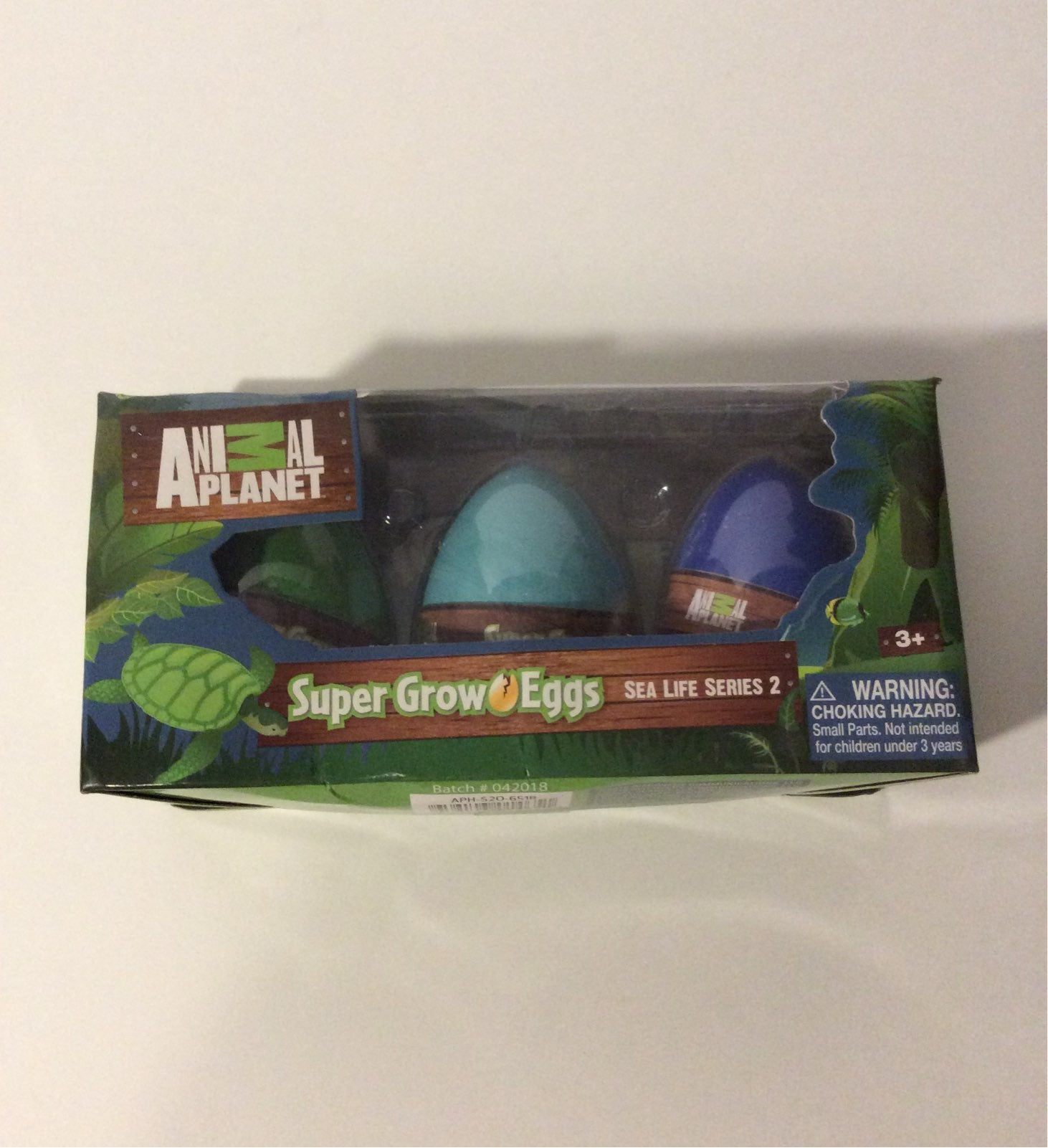 Super grow eggs