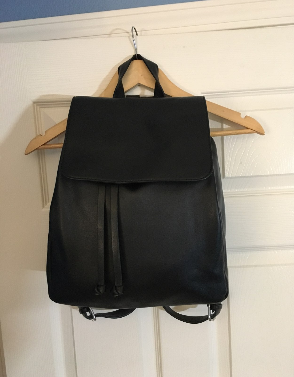 Urban Outfitters Leather Backpack