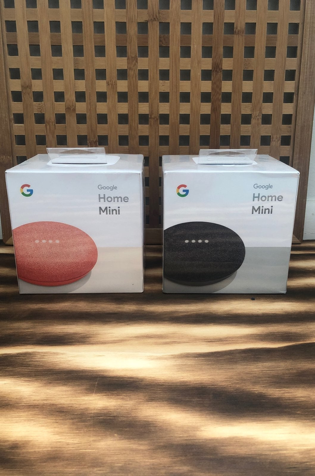 Google Home Mini Bundle