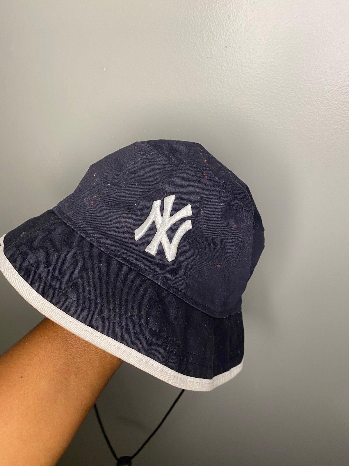 new york yankees bucket hat
