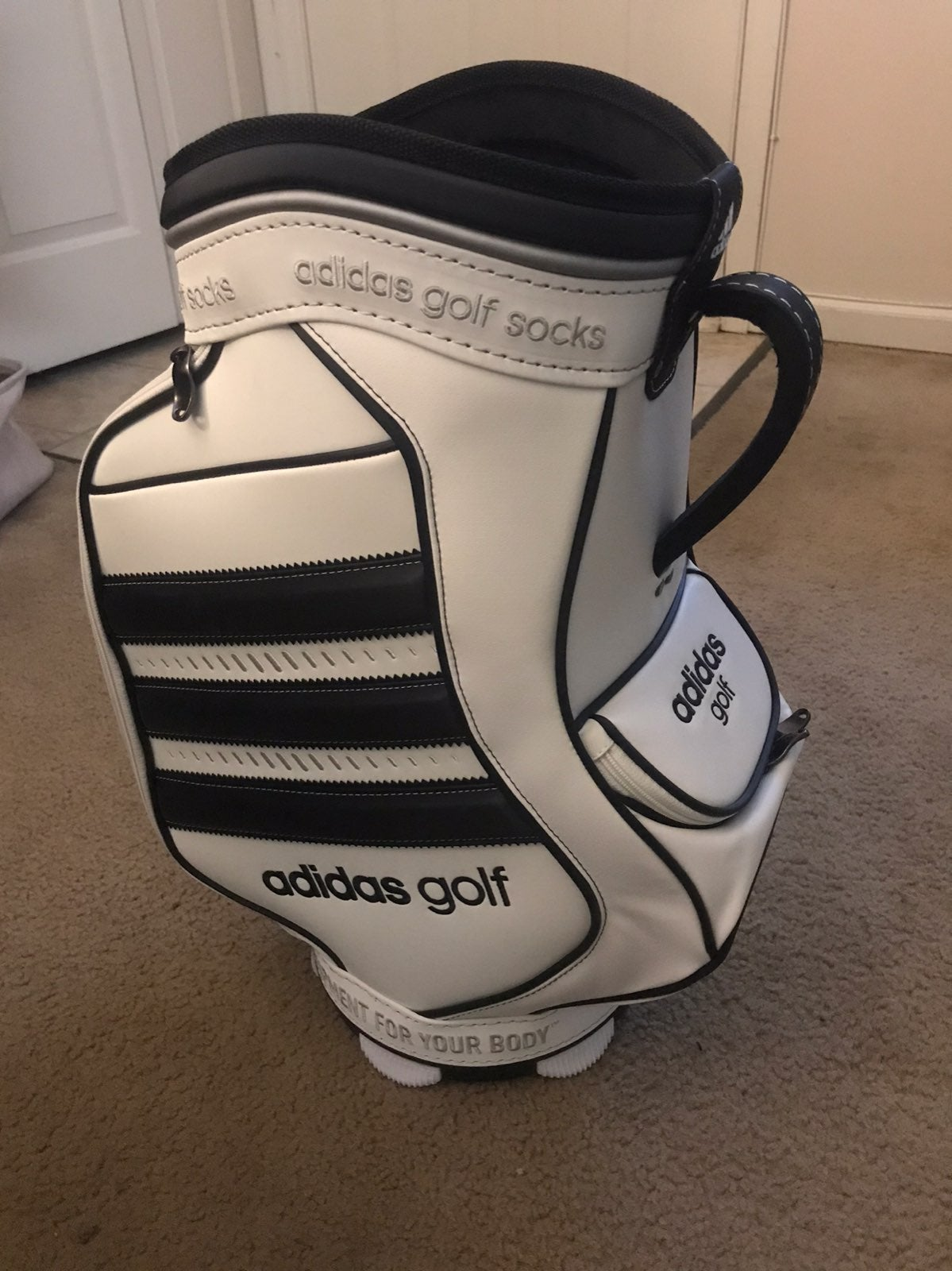 Mini Adidas Golf Bag