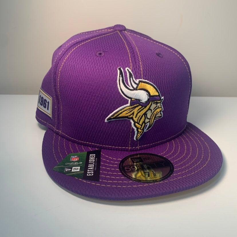 Minnesota Vikings New Era 59Fifty 19 Hat