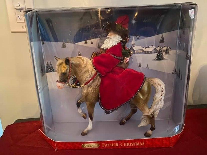 Breyer 2004 Father Christmas