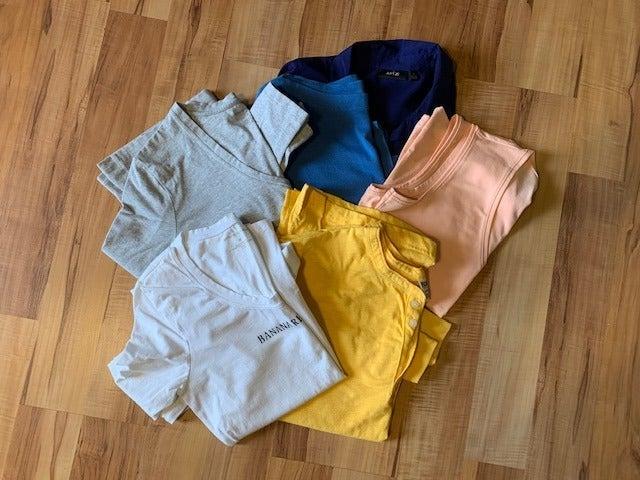 Ladies casual shirt bundle SM/MD