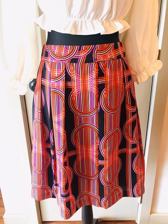 Banana Republic Skirt New Multi 2
