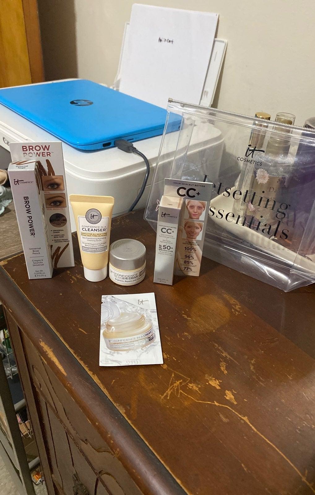 IT Cosmetics Anti aging set