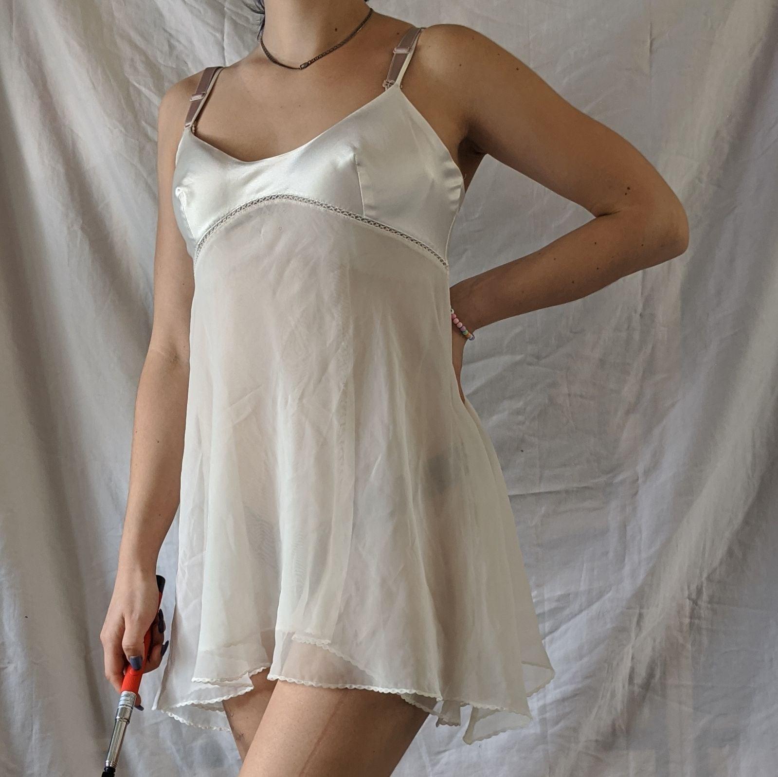 victoria secret babydoll dress