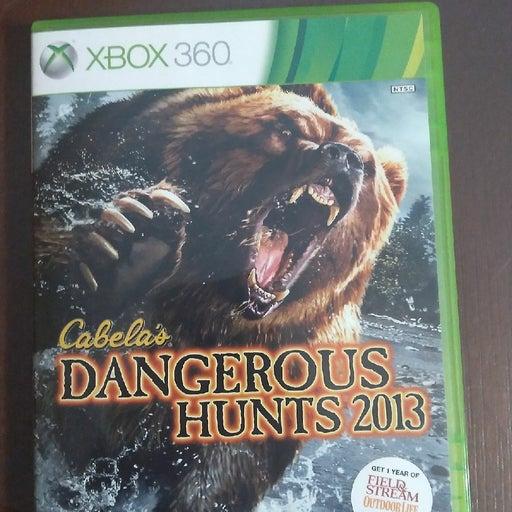 Cablas Dangerouse hunts Xbox 360