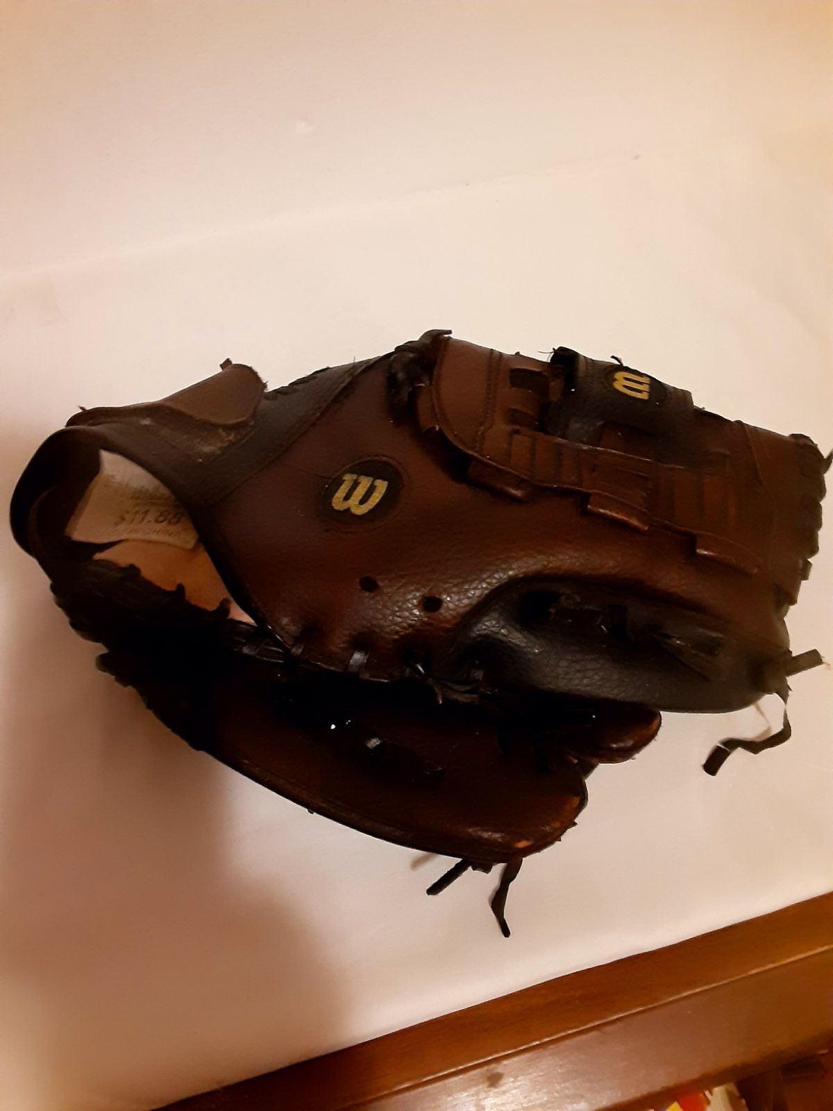 Wilson ball glove