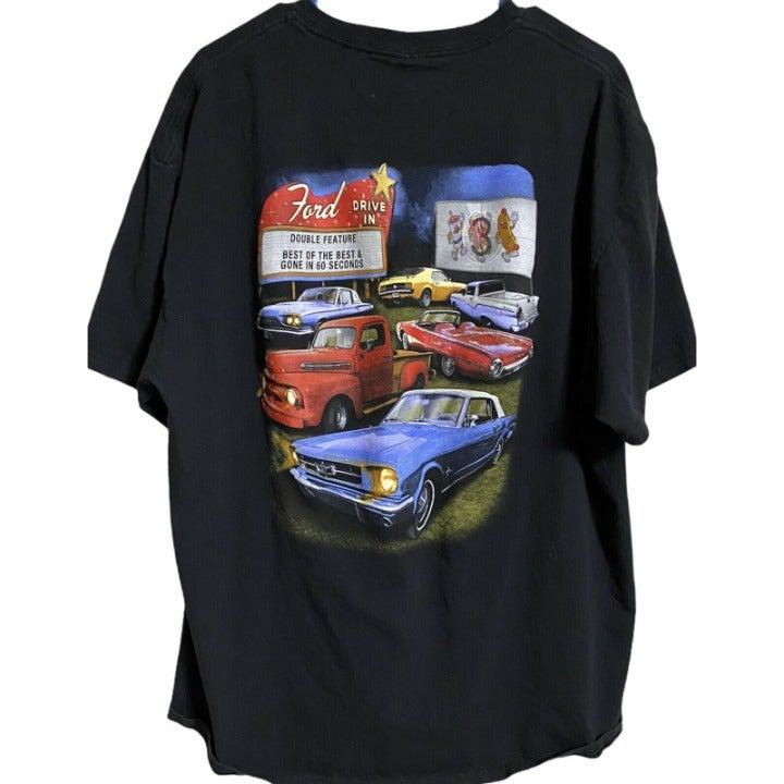 Delta Pro Weight T-Shirt Size 2XL Black