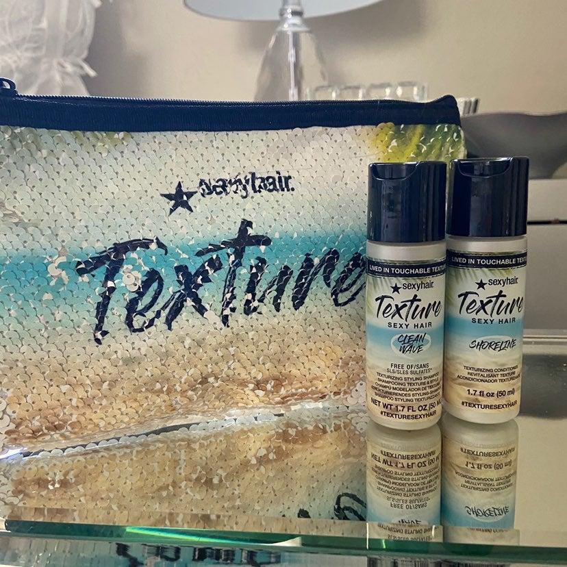 Sexy Hair Texture Shampoo/Conditioner