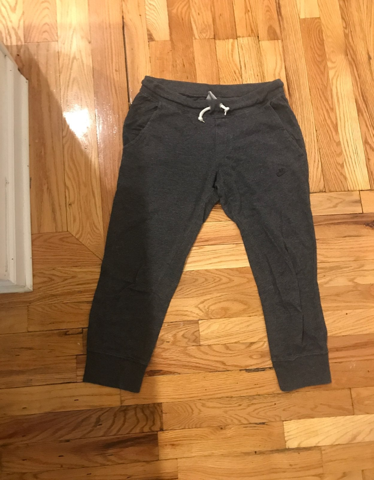 Nike ankle joggers