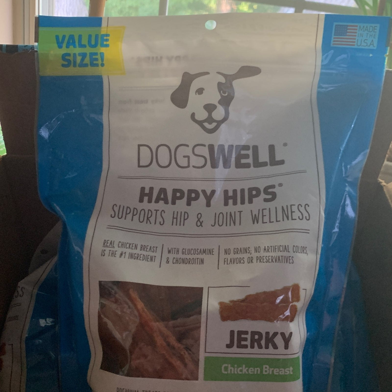 Dogswell happy hips 5 BAGS