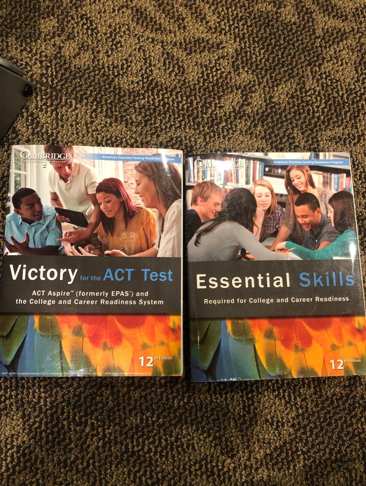 Cambridge textbooks