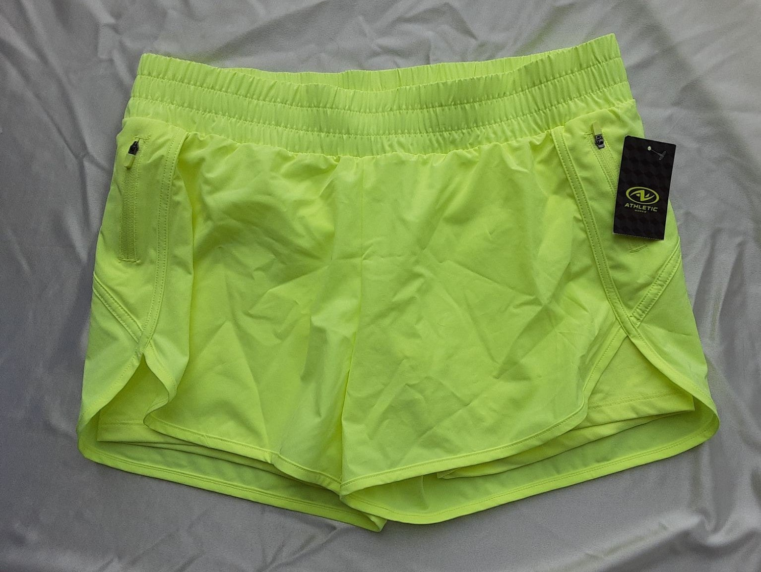 Athletic Works Running Shorts Size M NWT