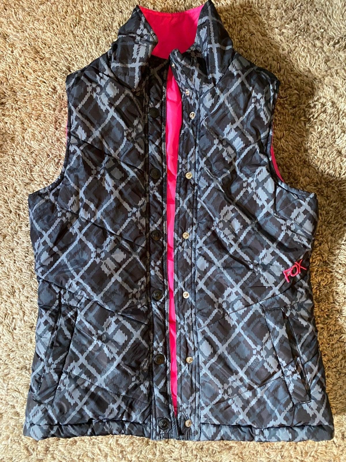 Fox Racing Company Puffy Vest