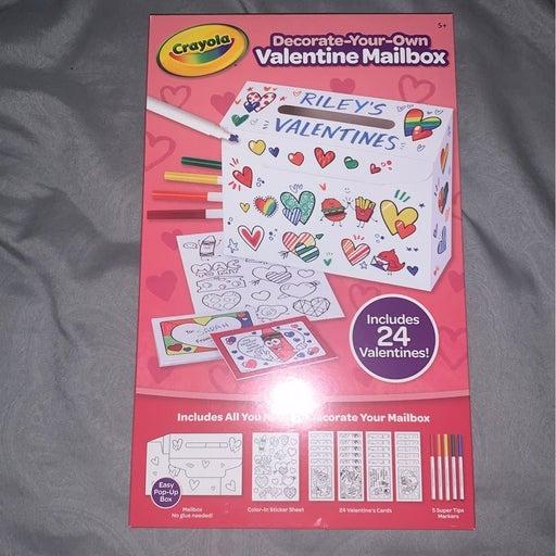 Valentines's mailbox