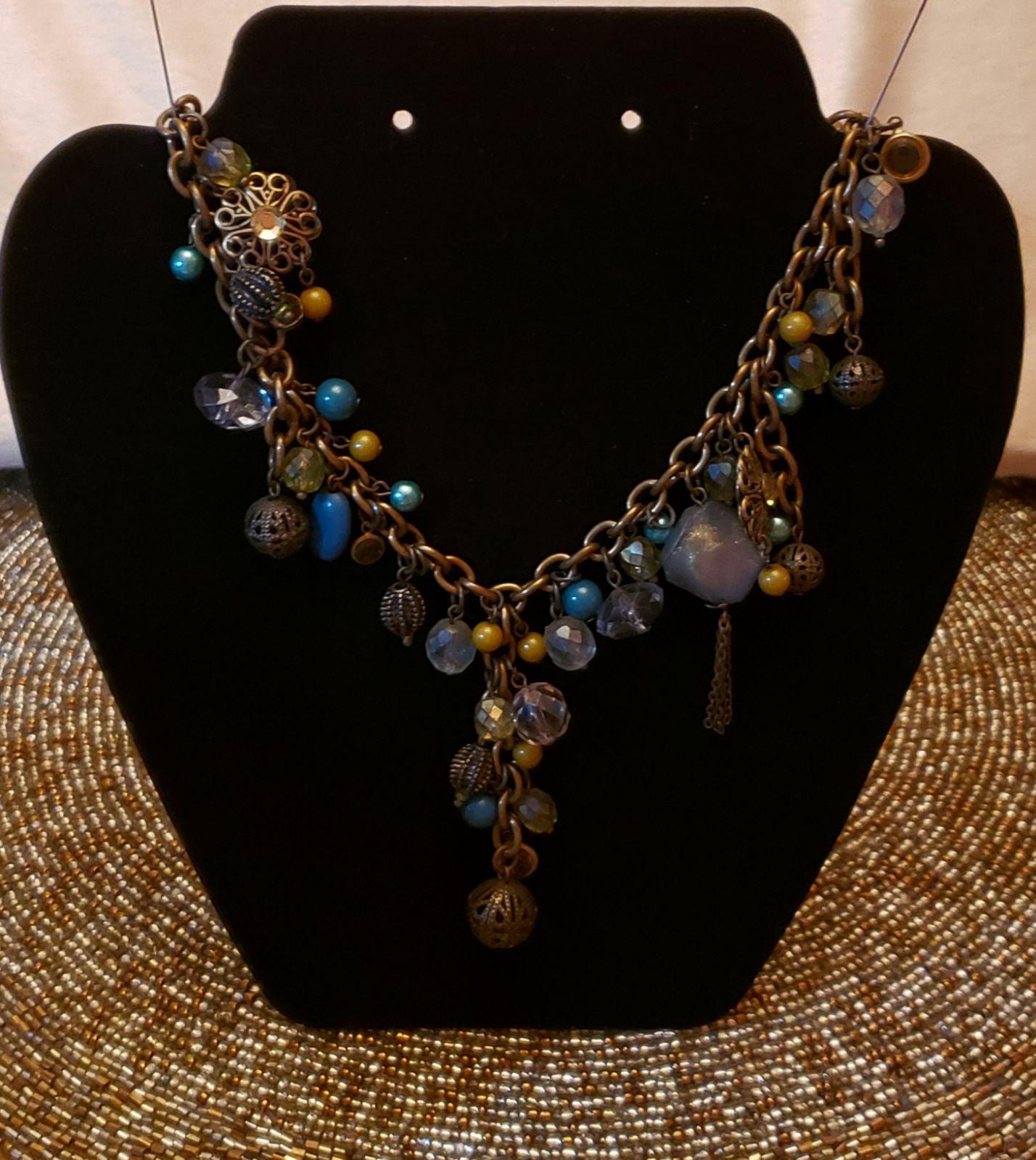 Avenue Beaded Necklace