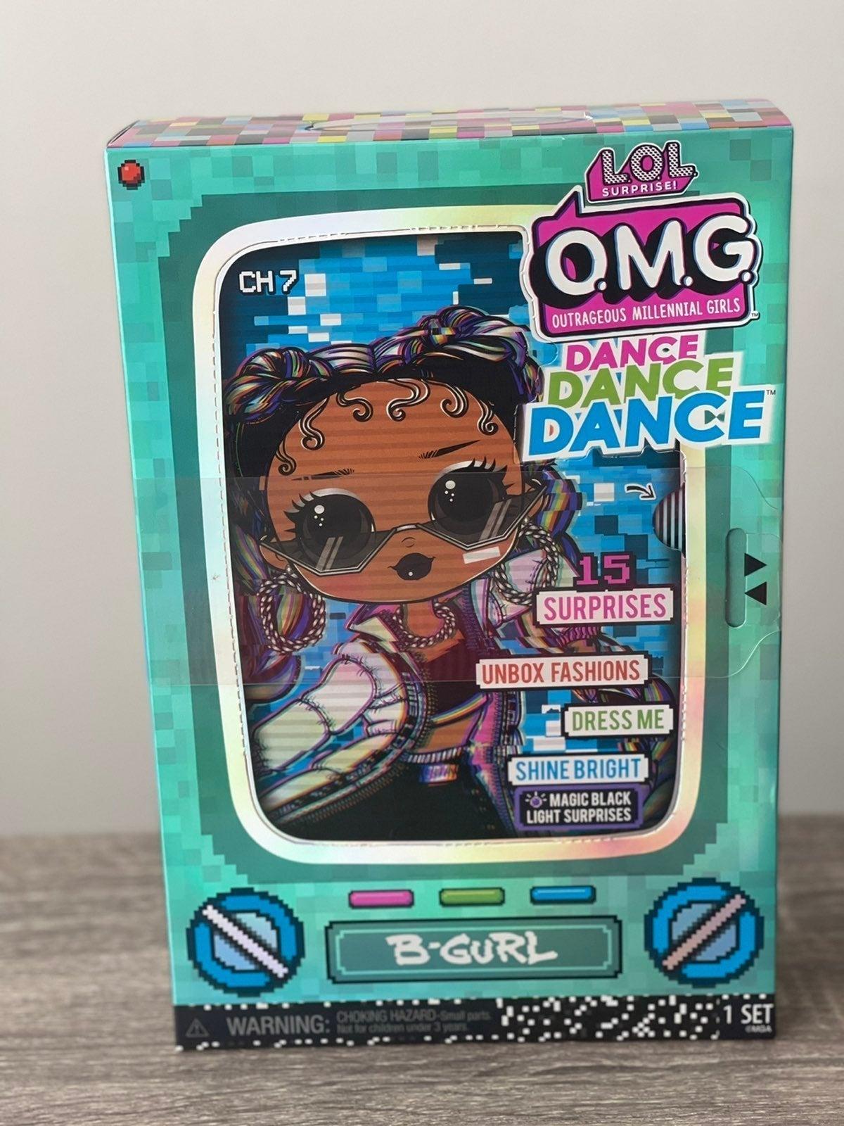 LoL Surprise Dance Dance Dance B-Gurl.