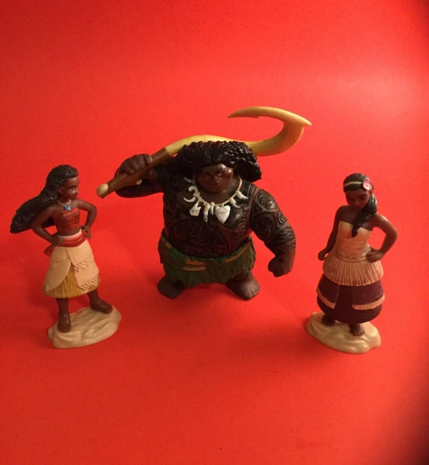 Figures disney Toys Maui