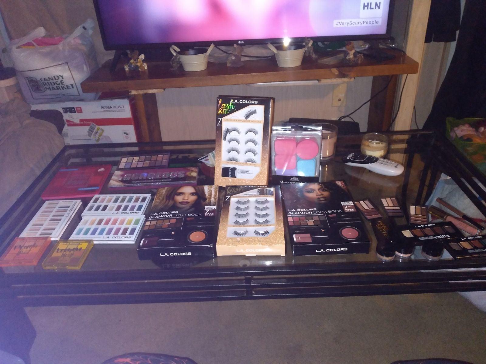 BIG makeup bundle