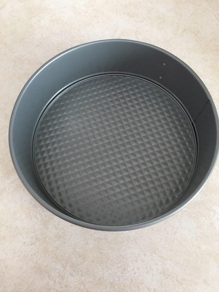 Springform baking pan