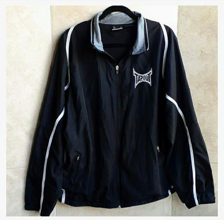 TapOut Pro Black Jacket