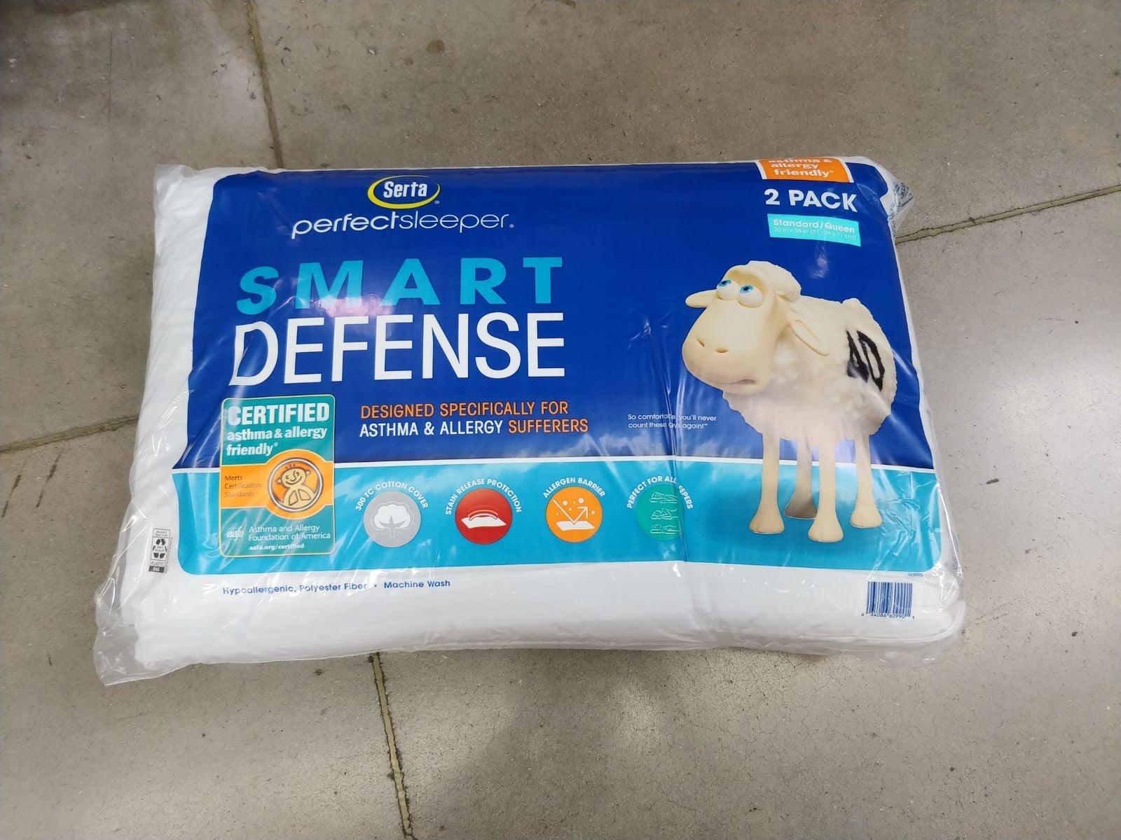 Bed Pillow Serta Perfect Sleeper2 Pack